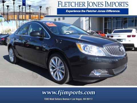Pre-Owned 2015 Buick Verano Convenience Group Front Wheel Drive 4dr Car