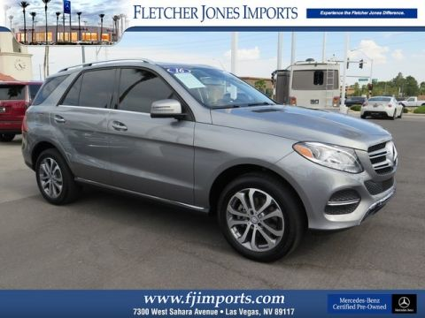 Certified Used Mercedes-Benz GLE GLE350