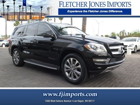 Certified Pre-Owned 2014 Mercedes-Benz GL 450 AWD 4MATIC®