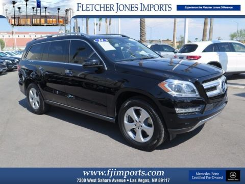 Certified Used Mercedes-Benz GL-Class GL450