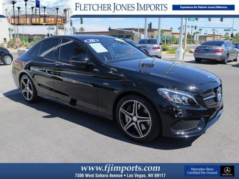 Certified Used Mercedes-Benz C-Class C450 AMG