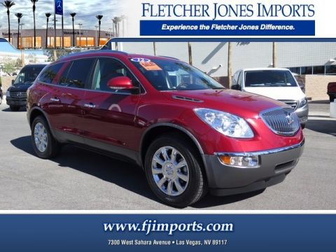 Pre-Owned 2012 Buick Enclave Leather Front Wheel Drive Sport Utility