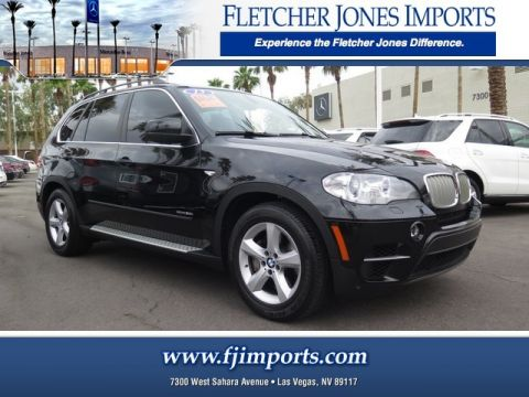 Pre-Owned 2013 BMW X5 xDrive50i All Wheel Drive Sport Utility