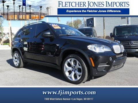 Pre-Owned 2012 BMW X5 35d All Wheel Drive Sport Utility