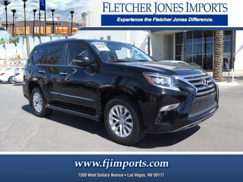 Pre-Owned 2014 Lexus GX 460  Four Wheel Drive Sport Utility