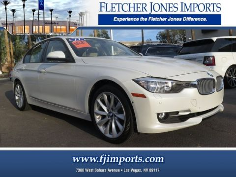 Pre-Owned 2013 BMW 3 Series 328i xDrive All Wheel Drive 4dr Car
