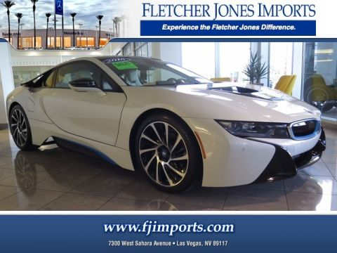 Pre-Owned 2016 BMW i8 Giga World All Wheel Drive 2dr Car