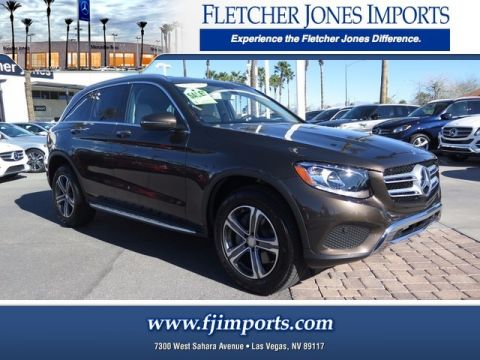 Certified Used Mercedes-Benz GLC GLC300