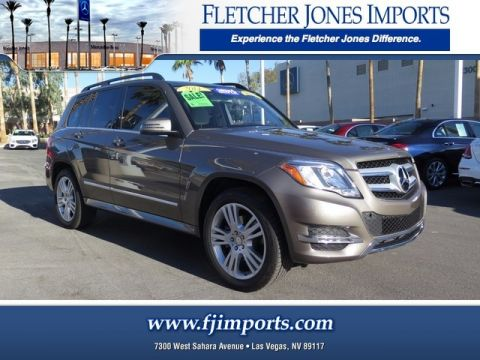 Certified Pre-Owned 2014 Mercedes-Benz GLK 350 Rear Wheel Drive Sport Utility