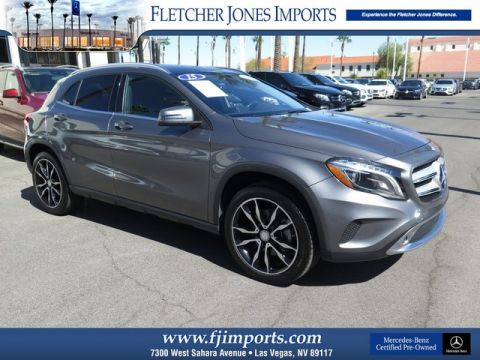 Certified Used Mercedes-Benz GLA GLA250