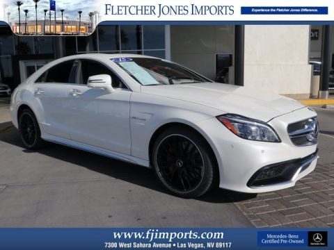 Certified Used Mercedes-Benz CLS CLS63 AMG S