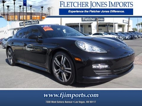 Pre-Owned 2012 Porsche Panamera  Rear Wheel Drive Hatchback