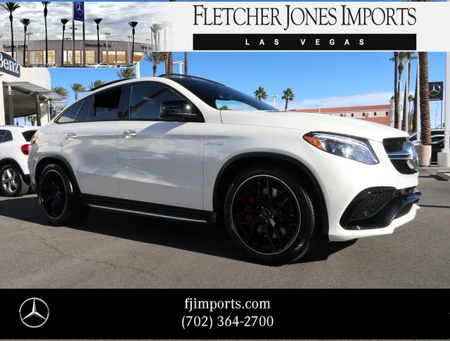 New 2019 Mercedes Benz Gle Amg Gle 63 S Coupe In Las Vegas 1900581