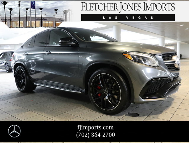 New 2019 Mercedes Benz Gle Amg Gle 63 S Coupe In Las Vegas 1900585