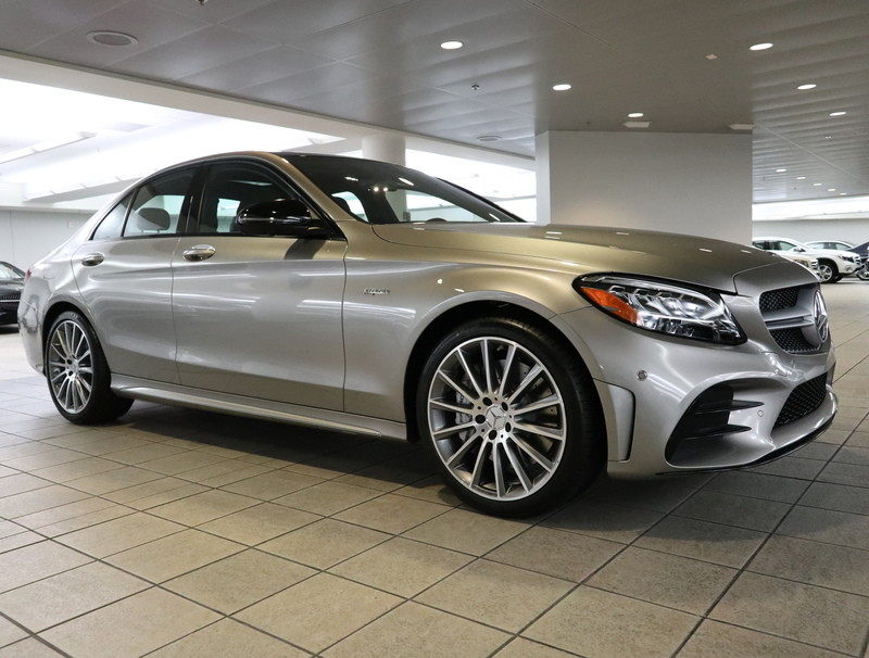 New 2019 Mercedes-Benz-AMG® C 43 AWD 4MATIC®