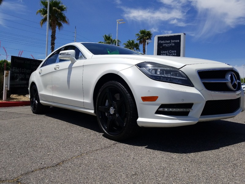 Pre-Owned 2014 Mercedes-Benz CLS CLS 550