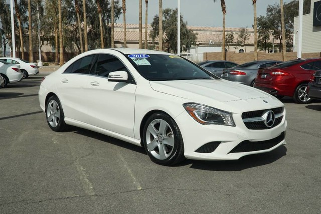 Certified Pre Owned 2015 Mercedes Benz Cla Cla 250 Coupe In Las