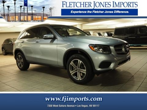 new mercedes benz glc fletcher jones imports. Black Bedroom Furniture Sets. Home Design Ideas
