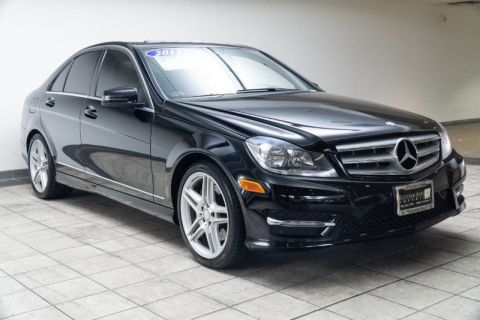 Pre-Owned 2013 Mercedes-Benz C-Class C 350 Sport