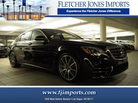 26 new mercedes benz s class vehicles for sale fletcher jones imports in las vegas nv. Black Bedroom Furniture Sets. Home Design Ideas